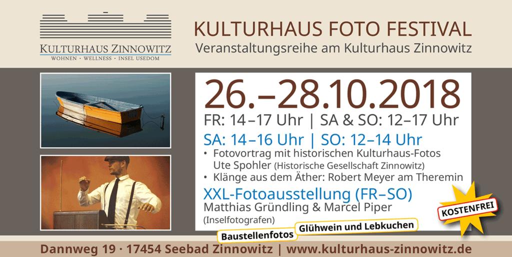 Das Kulturhaus-Fotofestival